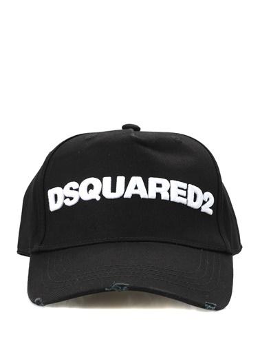 Dsquared2 Dsquared2   Logolu Erkek Şapka 101622815 Siyah